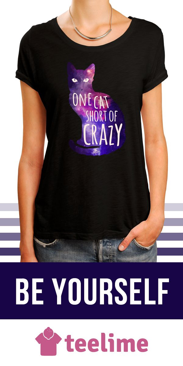 Funny T-shirt for all cat ladies who have many cats and always looking for more.