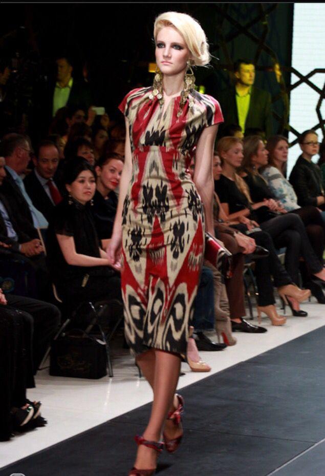 Uzbek fashion