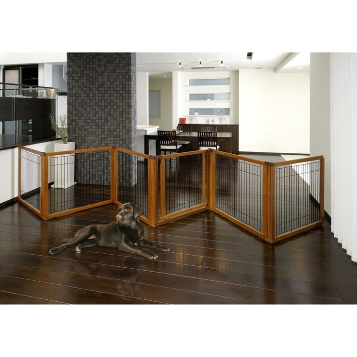richell convertible elite pet gate 6 panel black the luxury of three pet products in one the richell convertible elite pet gate 6 panel black - Doggie Gates