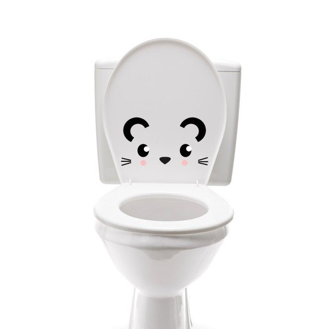 Best 20 stickers wc ideas on pinterest stickers - Stickers deco wc ...
