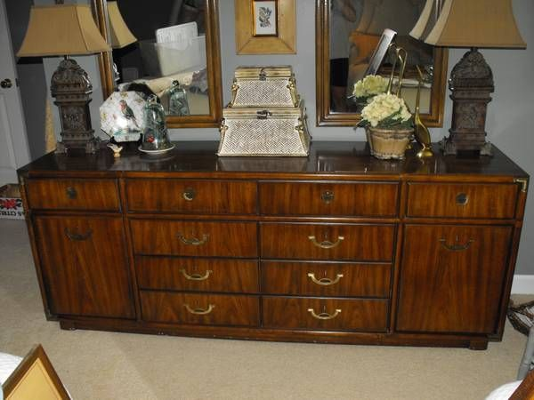 Drexel Accolade Bedroom Set Atlanta Craigslist Pinterest Campaign Furniture And Sets