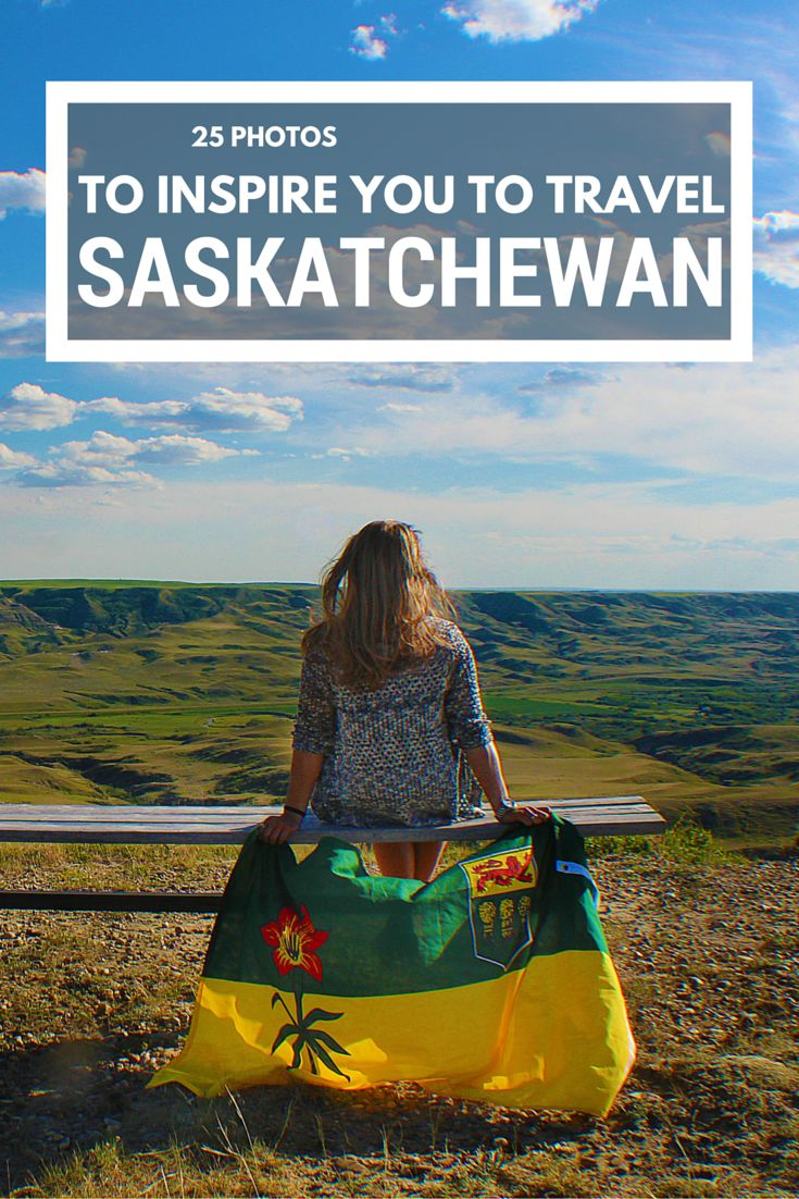 25 photos to inspire you to travel Saskatchewan, Canada.
