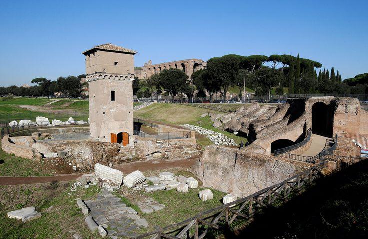 Roma reabre el Circo Máximo