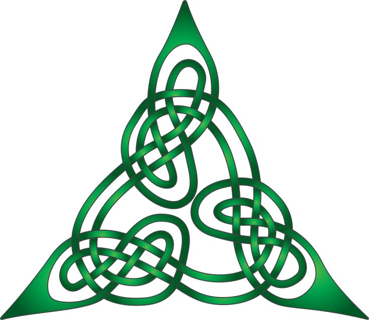 celtic knot.
