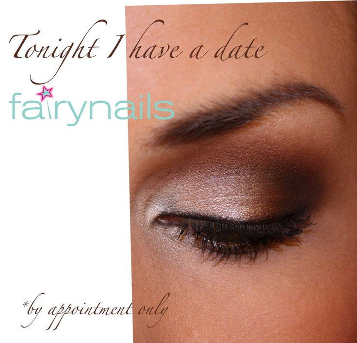 Get ready for Friday night... Make yourself up at Fairynails, by appointment only.