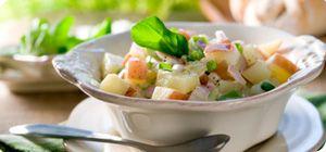 Luxury potato salad – Recipes – Slimming World