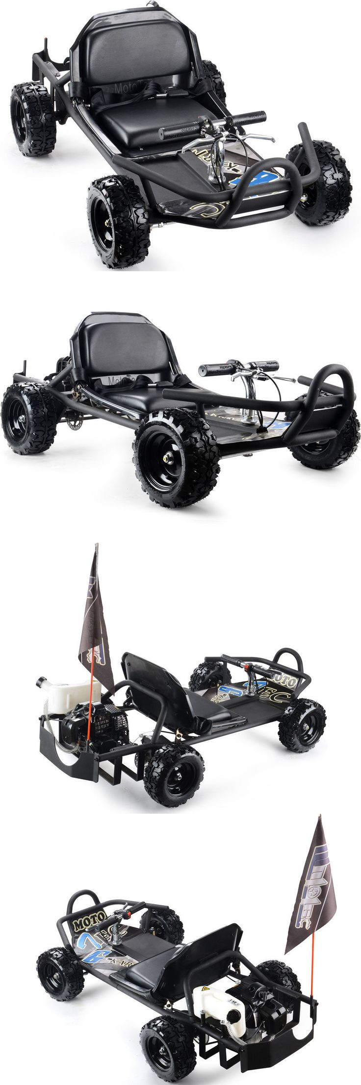 Complete Go-Karts and Frames 64656: Mototec Sandman Go Kart 49Cc Gas Off On Road Kids Adult 200Lb Cap 30 Mph -> BUY IT NOW ONLY: $629 on eBay!