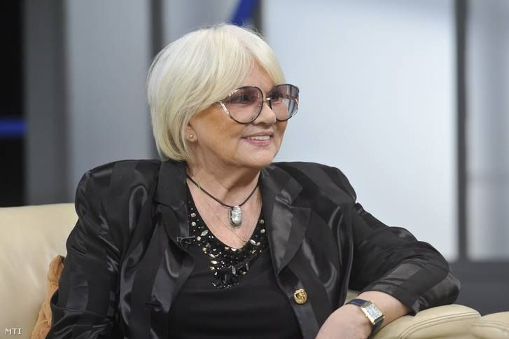 Almási Éva 2017 75 éves június 5