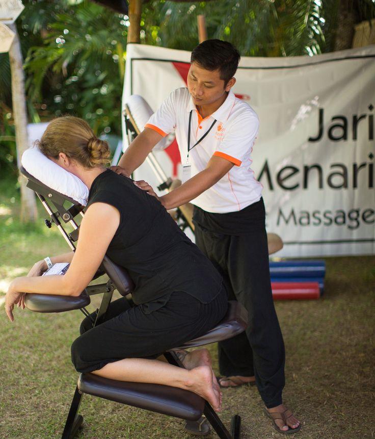 BaliSpirit Festival Blog - Jari Menari – When Massage Meets Yoga