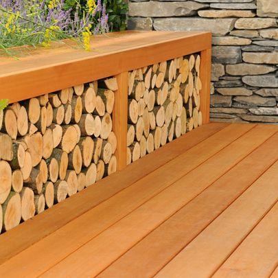 Timber Decking: Western Red Cedar (Silva Timber)