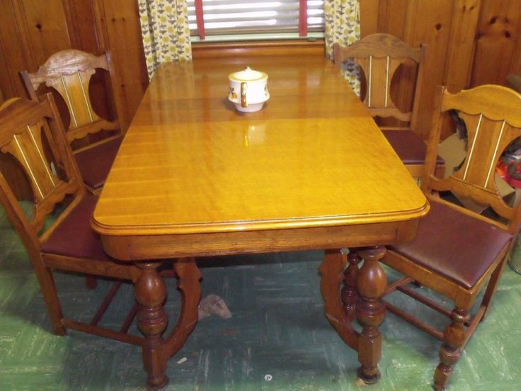 192039s 193039s dining kitchen table and 4 chairs tables for 1930 kitchen table