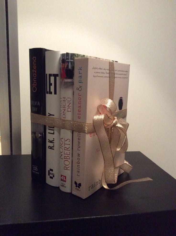 Best present are books :)