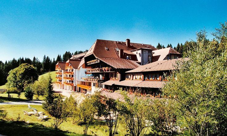 Hotel Schöne Aussicht **** Dem Himmel ein Stück näher Deutschland, ein Stück Paradis, auf www.travelina.ch.