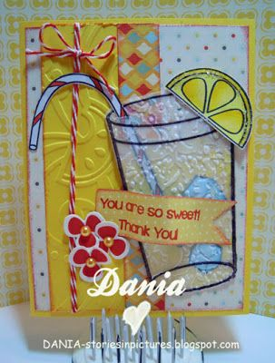 Dania's: The Stamps Of Life June Stamp of the Month