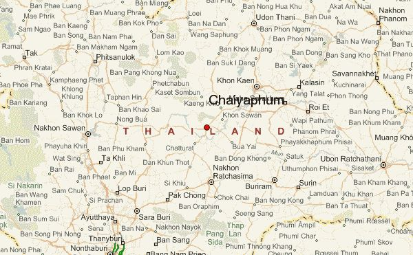 Chaiyaphum is one of the northeastern provinces of Thailand. Neighboring provinces are Khon Kaen, Nakhon Ratchasima, Lopburi, and Phetchabun. Chaiyaphum is a province located in North-East region (…