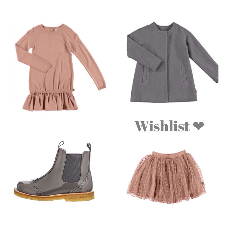 Wishlist - girl fashion, angulus boots, clothes from pomp de lux <3