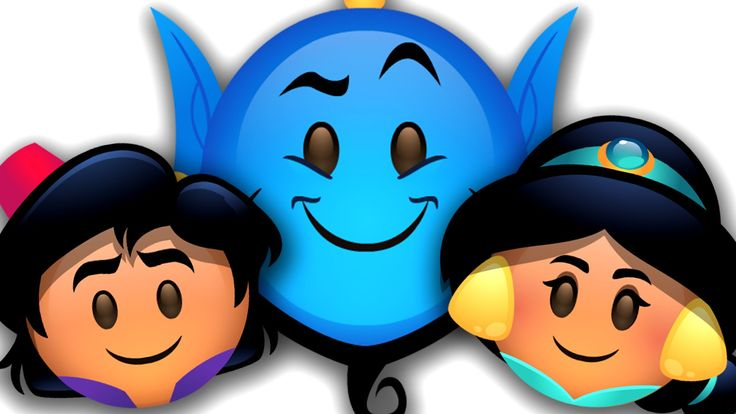 Join emoji-fied versions of Aladdin, Jasmine, Genie, Jafar, and the rest of the colorful cast of #Aladdin as they retell the story of Disney's Aladdin throug...