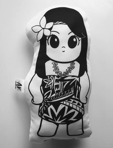 Samoan Girl Softie