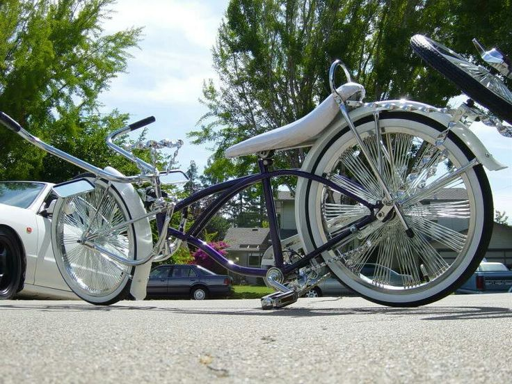203 Best Lowrider Bikes Images On Pinterest Bicycles