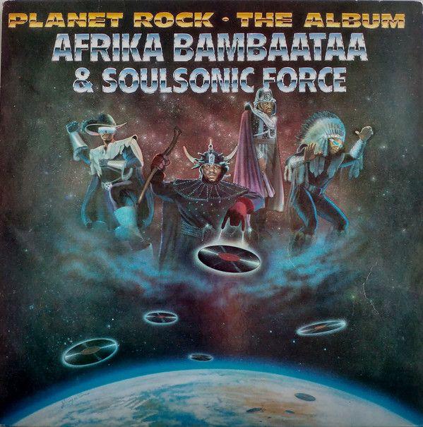 Afrika bambaataa planet rock lyrics
