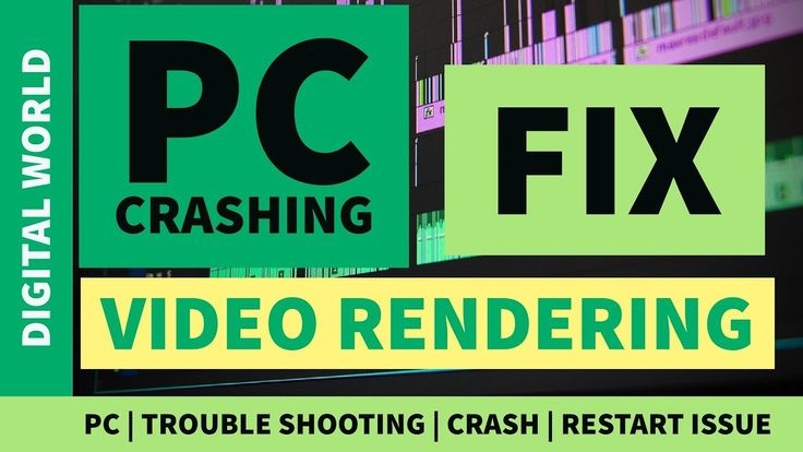 How to Render Video on Slow Computer (Low specs PC)