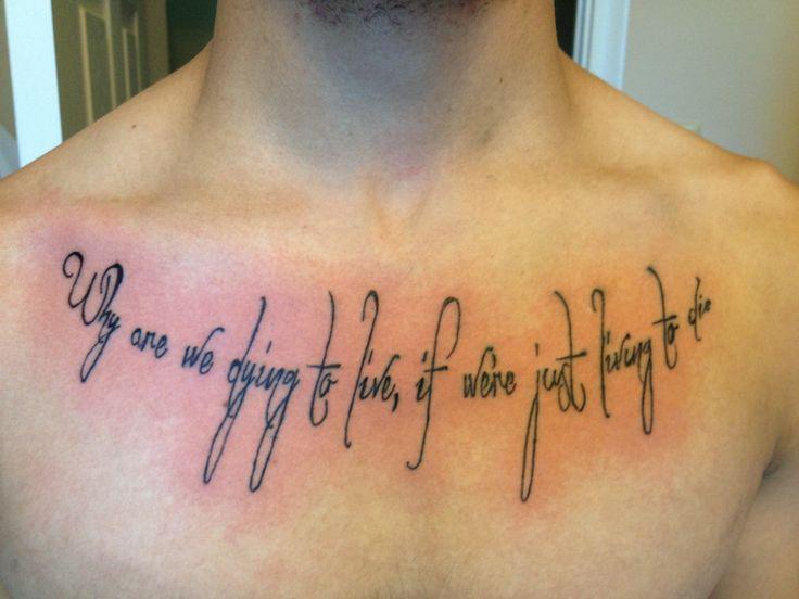 tupac quote tattoos by me pinterest lyrics tupac