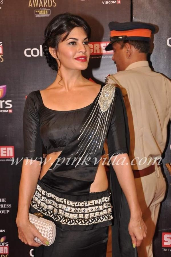 Jacqueline Fernandez at the Screen Awards