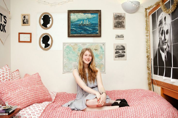 Decorating Ideas > Tour College Student Augusta Daytons Dorm Room  ~ 152739_Seventeen Magazine Dorm Room Ideas