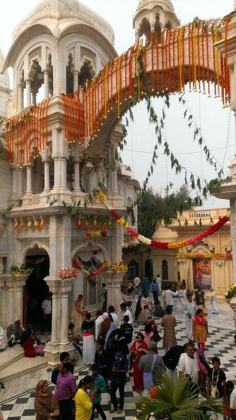 Temple of lord krishna,Vrindavan