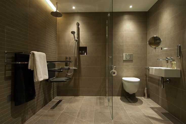 Design challenge Wet rooms can deliver slip resistant spaces free of dangerous...