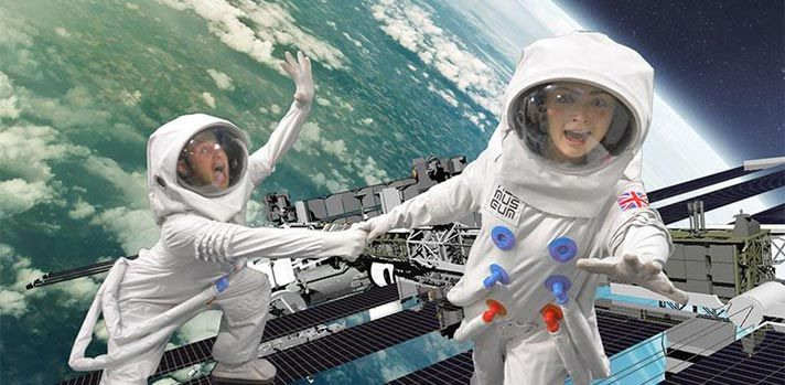 real space suit costume - photo #11