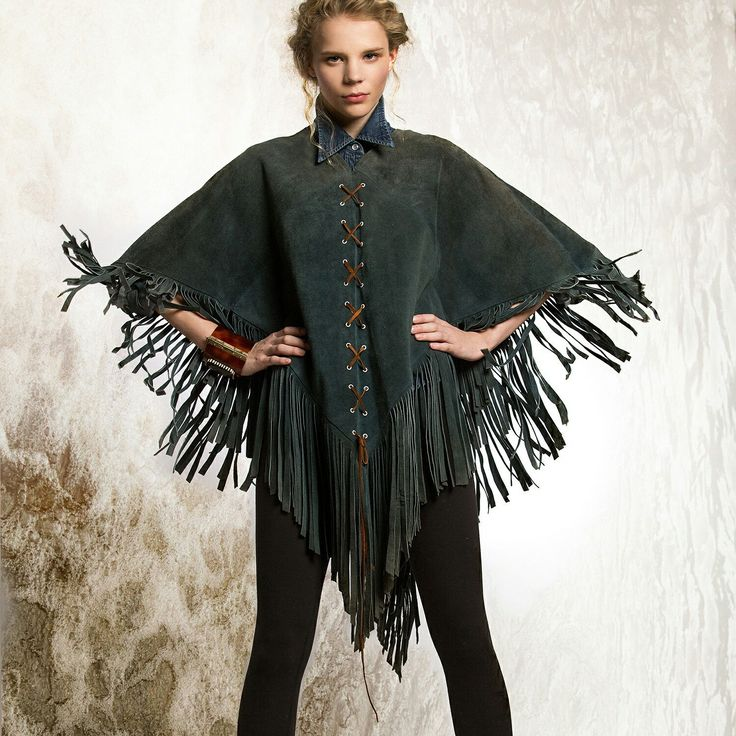 This fabulous cape is up for grabs!
