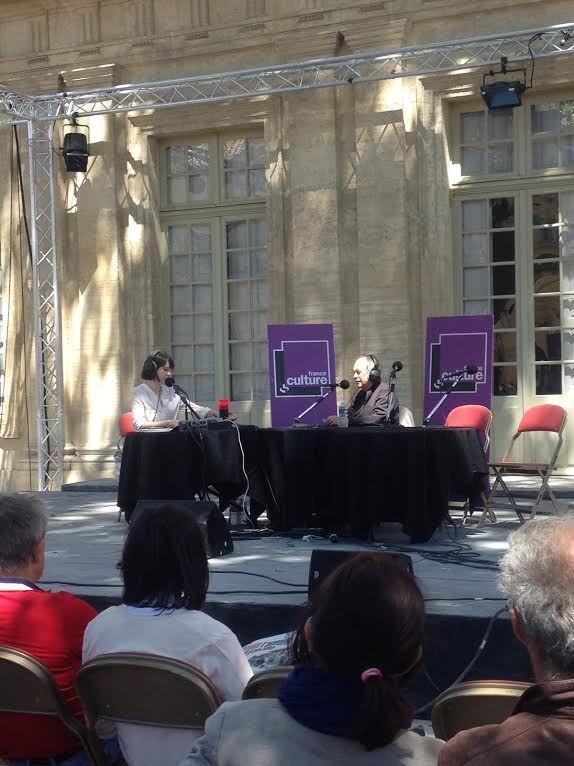 """Jean-Claude Grumberg présente deux pièces dans le OFF de cette édition du Festival d'Avignon; """"Les Vitalabri"""", adapté de son livre pour enfants ainsi que la pièce """"Moi je crois pas!"""". Interview en première partie !"""