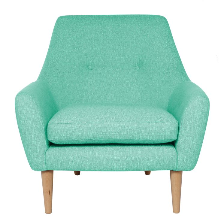 Buy the Jade 1958 Armchair at Oliver Bonas. We deliver Furniture throughout the UK within 5-12 working days from £35.