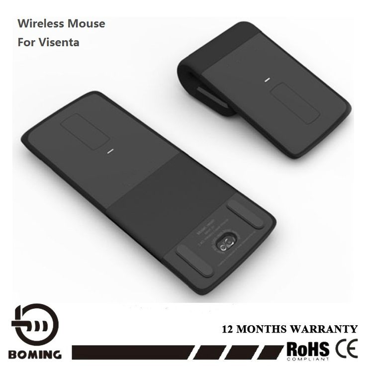 High Precious Wireless Mouse Rechargeable Bluetooth Mouse For Visenta Recon Laptop Desktop Computer Mice Black Arc Mouse, Black-in Mice from Computer & Office on Aliexpress.com | Alibaba Group