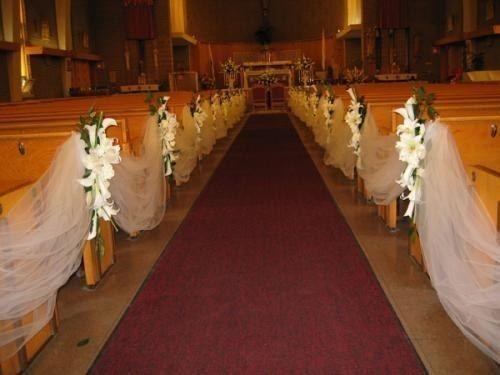 7 best déco église mariage images on Pinterest