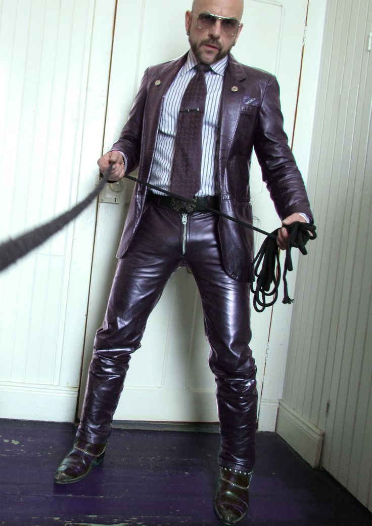 from Dorian boot leather gay man