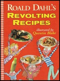 """""""Roald Dahl's Revolting Recipes"""" cookbook is a great resource to use for a Roald Dahl Day class party.  Your students will have fun eating food based on some of Roald Dahl's most popular books."""