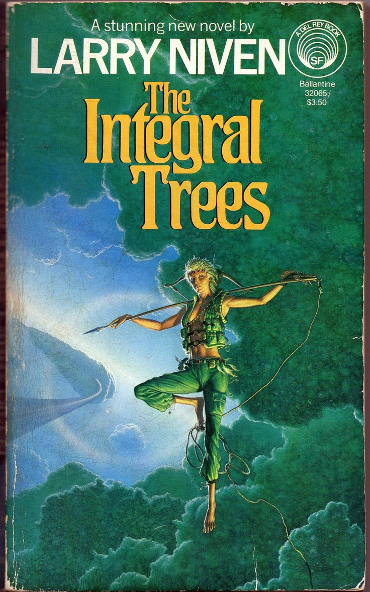 onelikestobelieve:  Larry Niven - The Integral Trees.A great read .