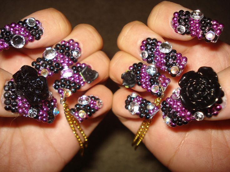 30 best crazy nails images on pinterest make up enamels and faces crazy nails google search prinsesfo Images