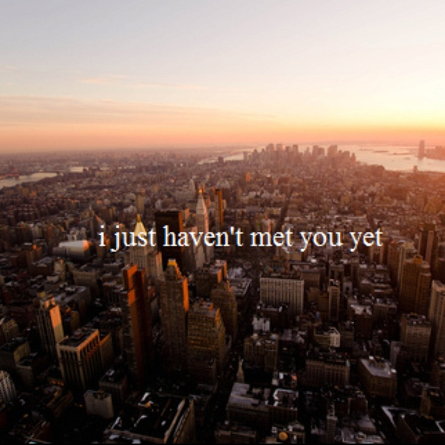 60 best images about I Just Haven't Met You Yet on ... Michael Buble Havent Met You Yet
