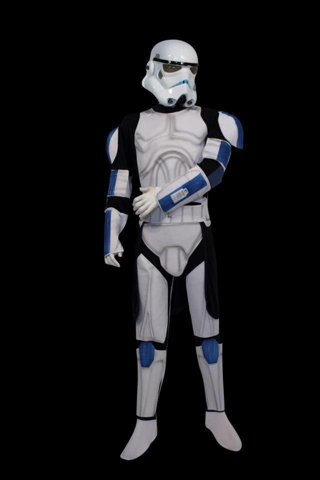 Tropa de Asalto - Stormtrooper - La Guerra de las Galaxias