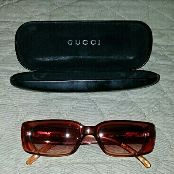 Authentic Vintage Gucci Sunglasses Gg 2409 N S Eyewear