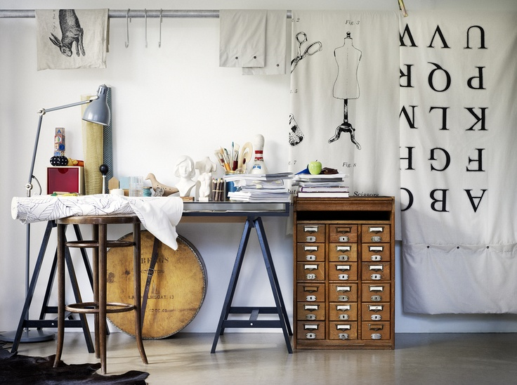 #IKEA Limited Edition Textile Collection FJÄLLTÅG · Office DesignsHome ...