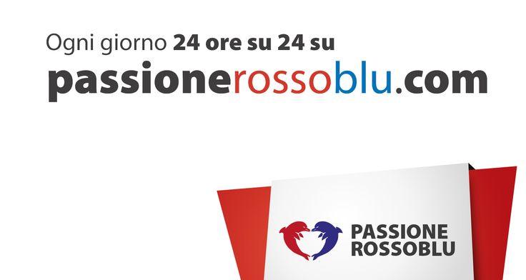 Passione RossoBlu, spot video HD - Gir&Grafica