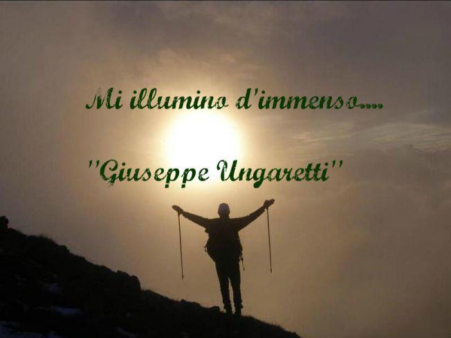 """"""" Mattina """" - Giuseppe Ungaretti"""