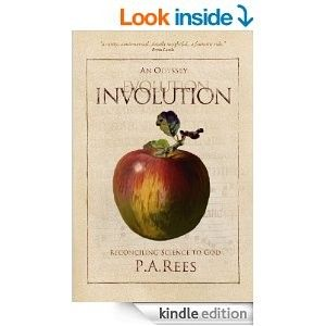 Involution: An Odyssey Reconciling Science to God | New Book Journal New Book Journal's Listing for Authors