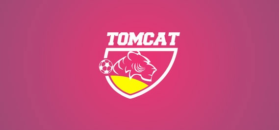 Logo design for Tomcat FC, a futsal team of ex member of AIESEC Economics Faculty of Brawijaya University.