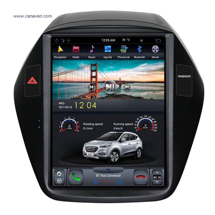 Vertical Screen Tesla Android Autoradio Car Multim