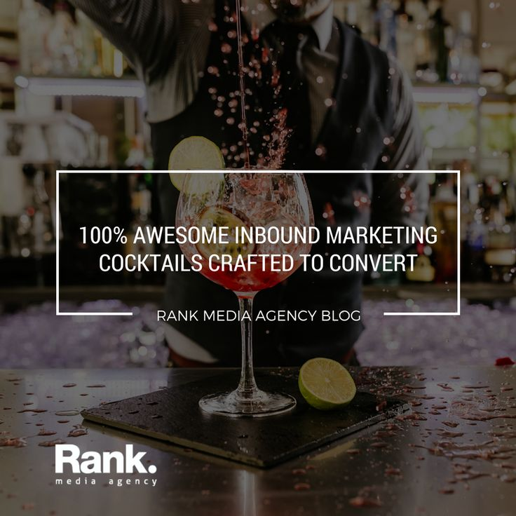 Quench your thirst with these delicious inbound marketing recipes crafted to convert and learn about how effective inbound marketing can be.